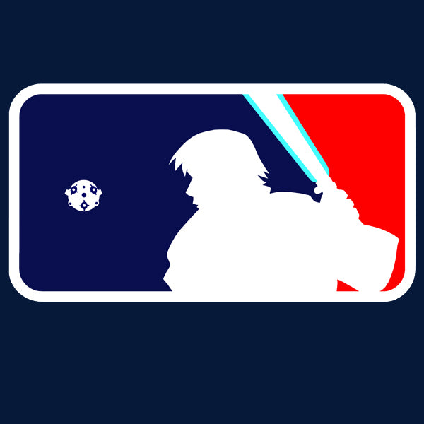 Major League Jedi t-shirt - GraphicLab Tees
