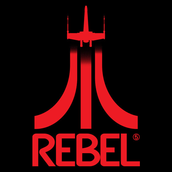 Rebel Gamer t-shirt - GraphicLab Tees