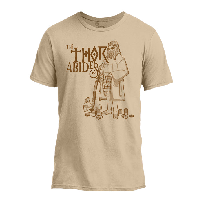 The Thor Abides t-shirt - GraphicLab Tees