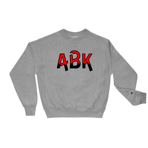 "ABK ""BS"" Champion Sweatshirt"