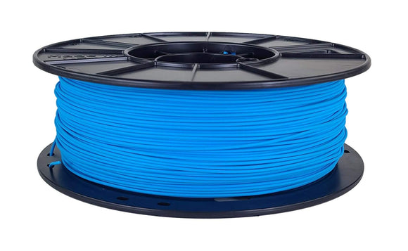 3D-Fuel PLA Fjord Blue Horizontal Spool 1.75mm