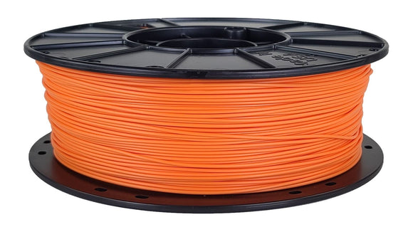 3D-Fuel PLA Tangerine Orange Horizontal Spool 1.75mm