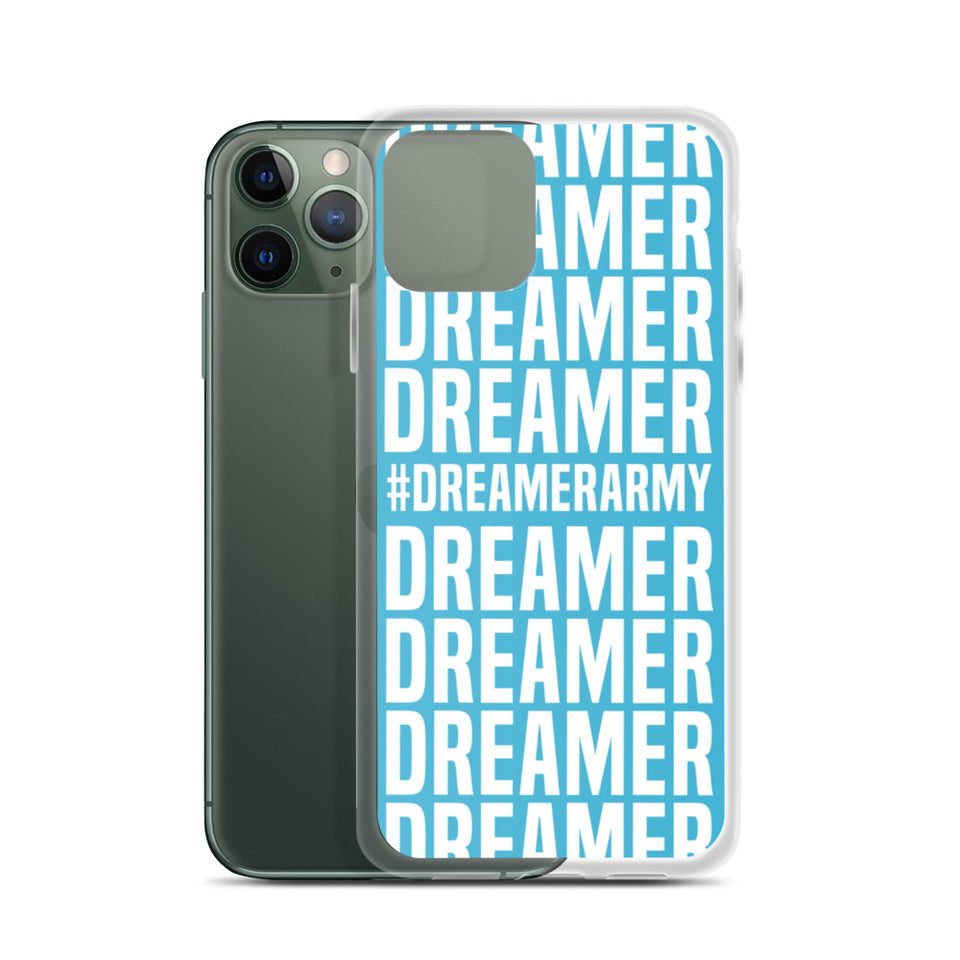 #DreamerArmy iPhone Case