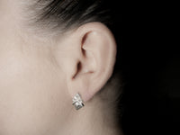 Hexane Earring Studs