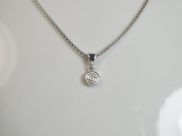 Hydride Necklace in 935 Argentium Silver