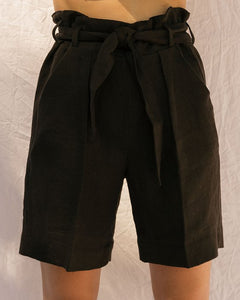 Trace Collective - The Belted Shorts