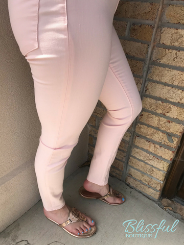 Blush Sarah Skinny Denim