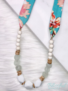 Fabric Necklaces