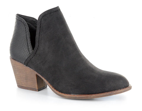 Grey Hobo Bootie