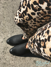 Leopard Printed Leggings