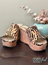 tiger cork wedge