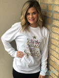 Tis the Season to Sparkle Longsleeve