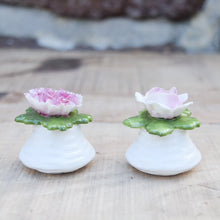 Load image into Gallery viewer, China Floral Salt & Pepper