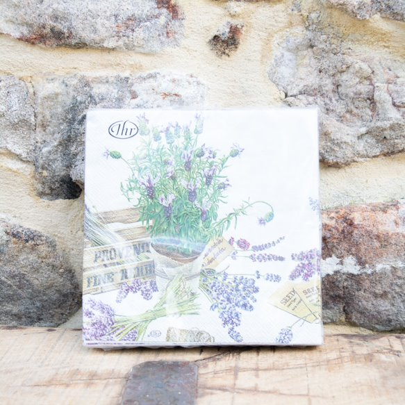 Flavour of Provence Paper Luncheon Napkins