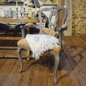 Reproduction French Armchair