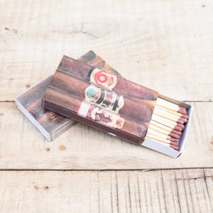 Cigar Matchbox