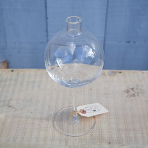 Wine Glass Vase