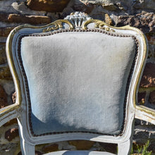 Load image into Gallery viewer, Vintage French Empire Armchairs