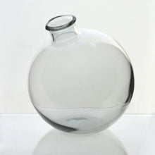 Load image into Gallery viewer, Round Glass Bud Vase
