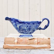 Load image into Gallery viewer, Ironstone Victoria Ware Gravy Boat