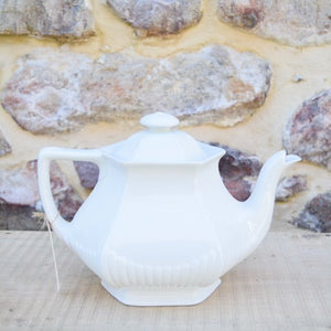 English Ironstone Teapot
