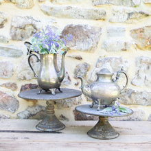 Load image into Gallery viewer, Vintage Silver Tea Pot