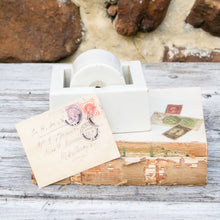 Load image into Gallery viewer, Vintage Porcelain Stamp Miostener