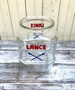 Lance Cracker Jar