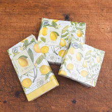 Load image into Gallery viewer, Lemon Basil Napkin Collection