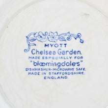Load image into Gallery viewer, Chelsea Garden Plates by Myott