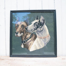 Load image into Gallery viewer, Vintage Dog Needlepoint