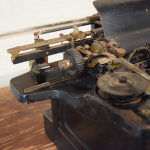 LC Smith Vintage #8 Typewriter