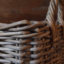 Load image into Gallery viewer, Square Normandy Apple Basket