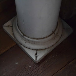 Wooden Porch Column