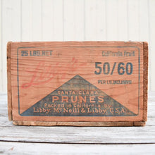 Load image into Gallery viewer, Santa Clara Prune Crate by Libby's