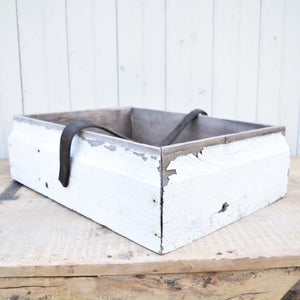 Barnwood Saddle Box