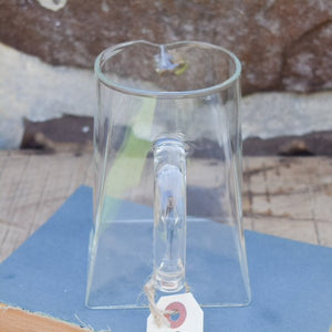 Square Glass Pitcher
