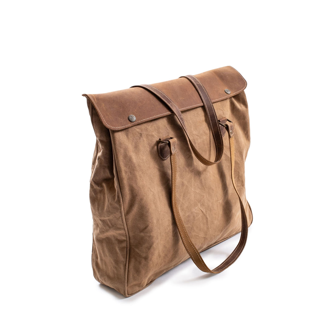 Washed Canvas Bag