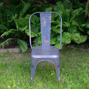 Voshery Chair in Blue