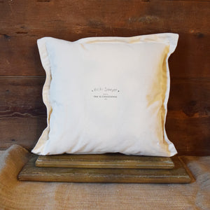 Large Pillow - Cotton King