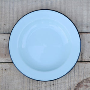 Enamelware Lunch Plate