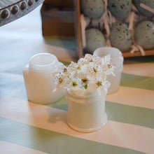 Load image into Gallery viewer, Vintage White Milkglass Jars