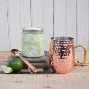 Stainless Steel Copper Finish Mug