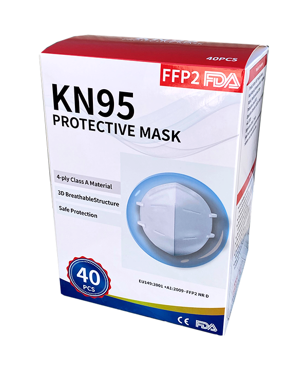 THriV - KN95 Protective Face Mask COVID-19 Mask