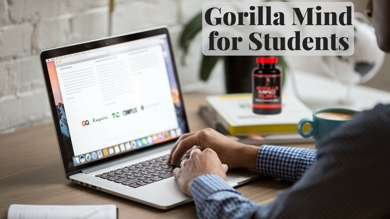 The Best Supplement For Studying (Extreme Focus Without the Crazy Feeling)