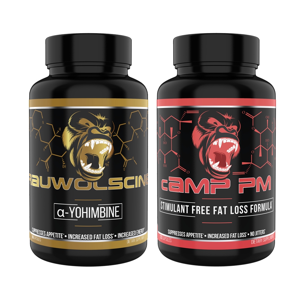 Fat Loss Stack - cAMP PM + Rauwolscine