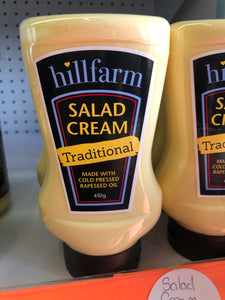 Hill Farm Salad Cream
