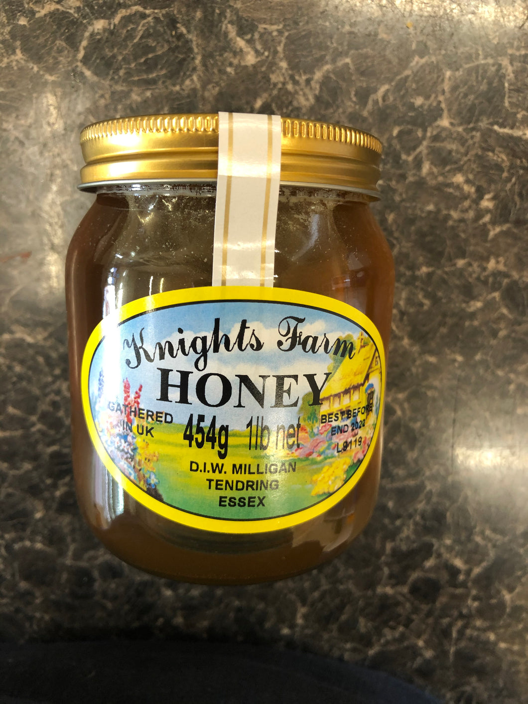 Tendring Honey - Set and Runny