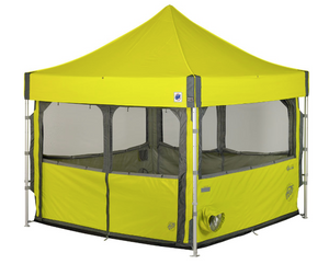 Hospital & Medical Tents for COVID-19 Screening, Testing & Containment