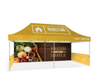 20 FOOT OUTDOOR POP-UP CANOPY TENT